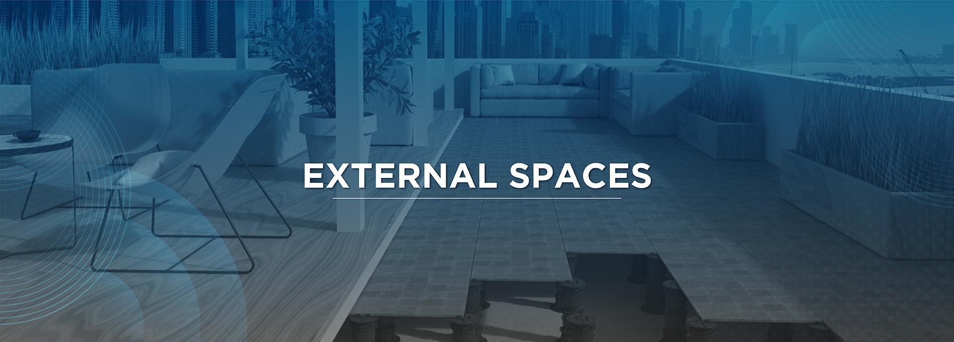 external spaces